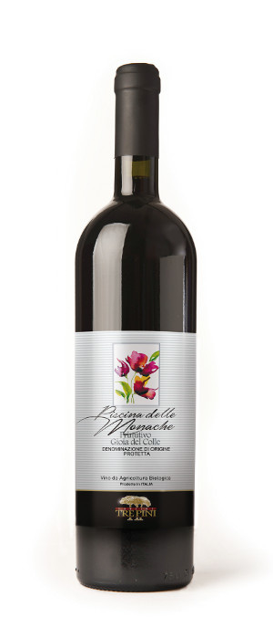 Primitivo Piscina delle Monache, Gioia del Colle, BIO, DOC Puglia  *****