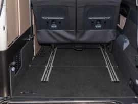 Brandrup mat kofferbakruimte V-klasse velours zwart