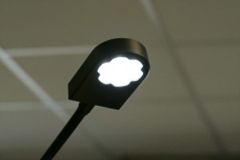 LED zwanenhalslampje T4 / T5 / T6 California