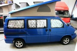 isolatieset 8delig voor VW T4 swb