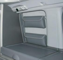 Tas Utility  boven koelkast Viano zwart