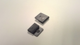 Clip dakvergrendeling T5 (per 2 stuks)