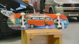 "Skateboard T2- Osprey VW 31"" Double Kick - Explorer"