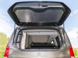 ISOLITE Inside achterklepvenster Mercedes-Benz V-Klasse (2014 –>)