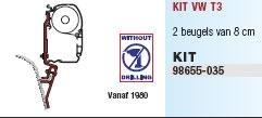 Adapter Kit F45S VW T3