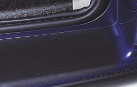 Beschermfolie voor achterbumper T5, zwart tot 2009
