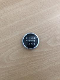Embleem / plaatje voor versnellingspook T5/T6/T6.1