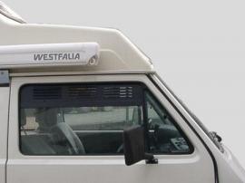 Airscreen / Ventilatierooster cabineramen T3 (links en rechts)