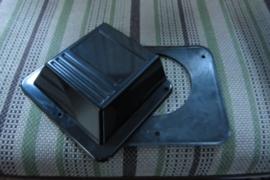 Rubber koelkastontluchting T3
