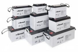 Beaut AGM accu 80 ampere