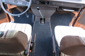 Matset T3 cabine