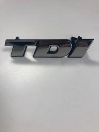 TDI embleem chroom grill