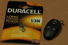 Batterij voor standkachel afstandbediening T5 California
