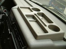 Dashboardbakje T4 California VW tot 1995