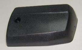 Bumperhoek kunststof voor stalen bumper incl bevestigingsset