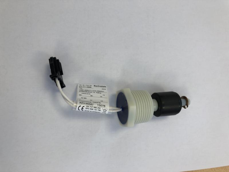 Vlotter / sensor vuilwatertank