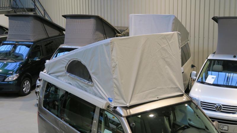 Hefdak-muts voor uw VW T5 en T6 California