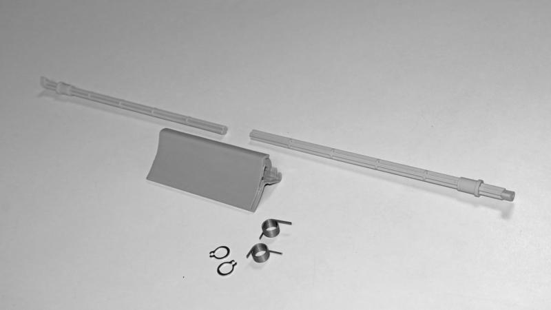 rep.set achterkast deurtje T5 klein (voorste)