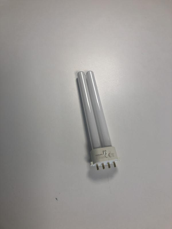 PL-s lamp 4 pins 9 watt