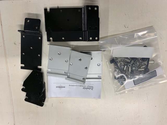 Adapter kit voor luifel Ford Nugget 2000-2014