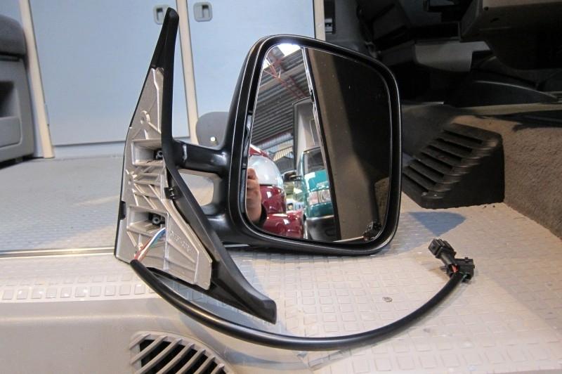 Spiegel elektrisch verstelbaar compleet links