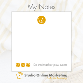 Sticky Notes - My Notes