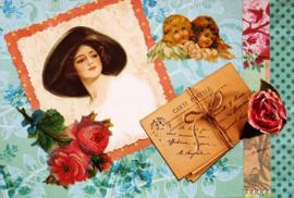 Ansichtkaart Vintage 05