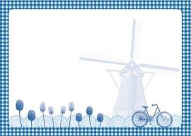 Ansichtkaart Souvenirs Holland