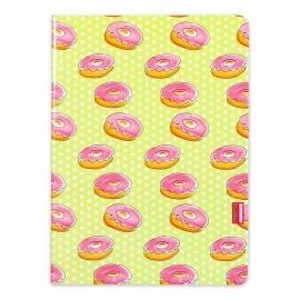 Blond Notitieboekje Donuts