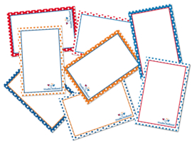 Cadeaulabels 40-set Studio Holland