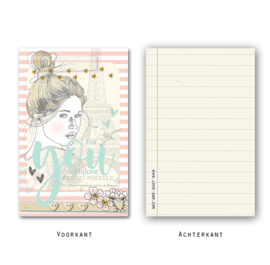 Minikaartje For You