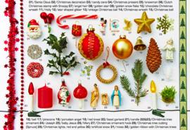 Ansichtkaart Winter Souvenirs