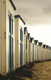 Ansichtkaart Strandhuisje