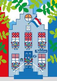 Ansichtkaart Huis Holland