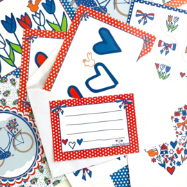 Adresstickers Studio Holland 30-set