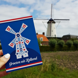 Holland met de molen