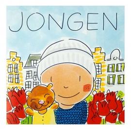Blond Amsterdam Jongen