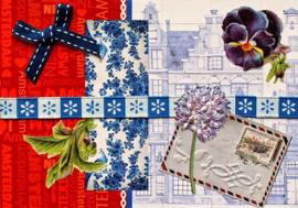 Ansichtkaart Holland 04