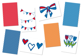 Cadeaulabels 8-set Studio Holland