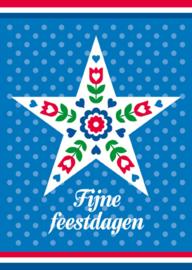 Ansichtkaart Kerst C 20-set