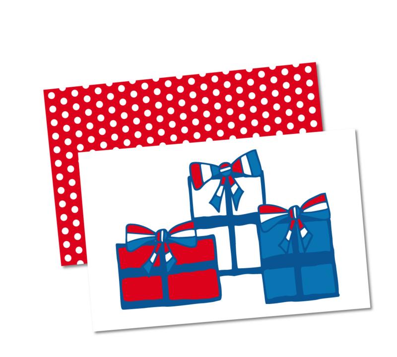 Cadeaulabels 2-set Cadeau