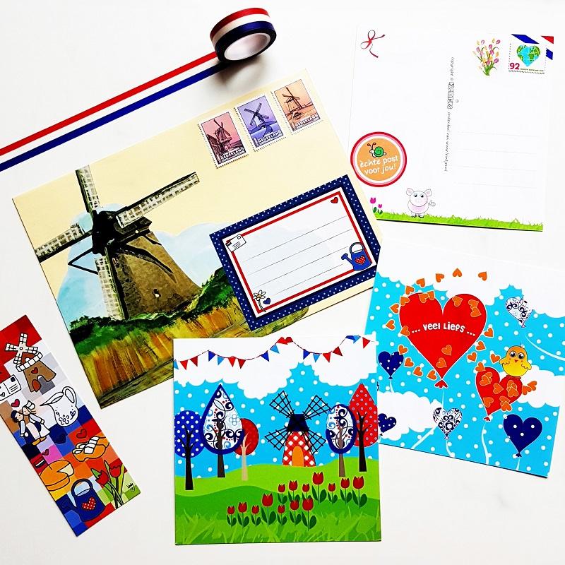 Groetjes uit Holland