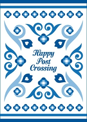 Ansichtkaart Postcrossing