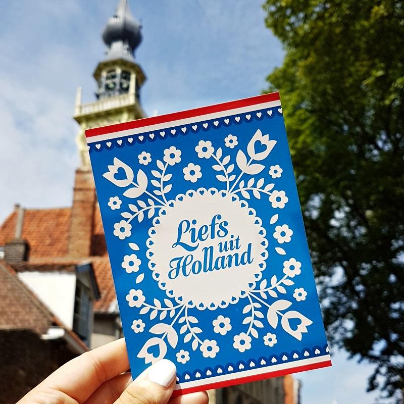 Veel liefs uit Holland