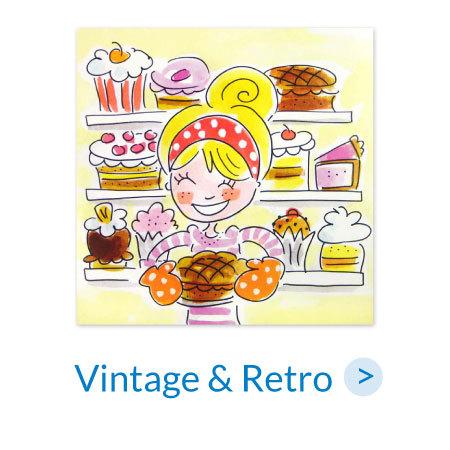 Thema | Vintage en Retro