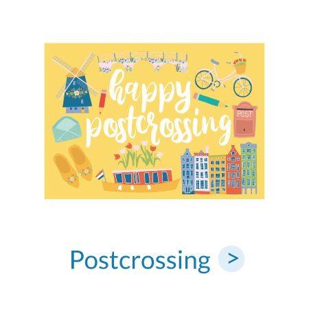 Favorieten | Postcrossing