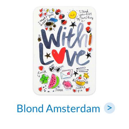 Ansichtkaarten | Blond Amsterdam