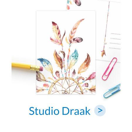 Ansichtkaarten | Studio Draak