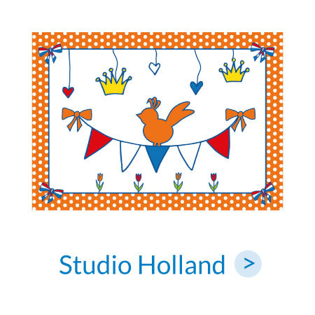 Ansichtkaarten | Studio Holland
