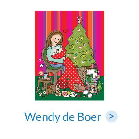 Kerstkaarten | Wendy de Boer